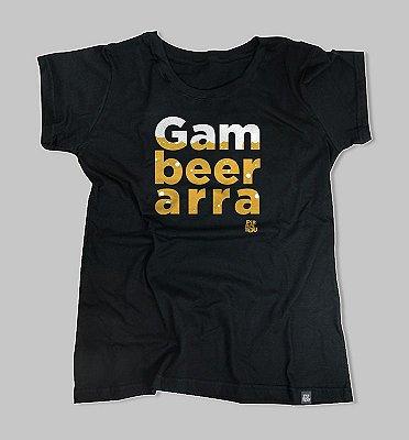 Camiseta Gambeerarra Feminina