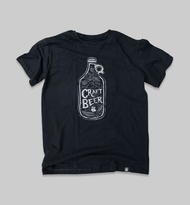 Camiseta Craft Beer Masculina