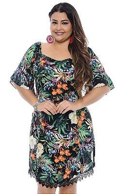 Vestido Plus Size Elisa
