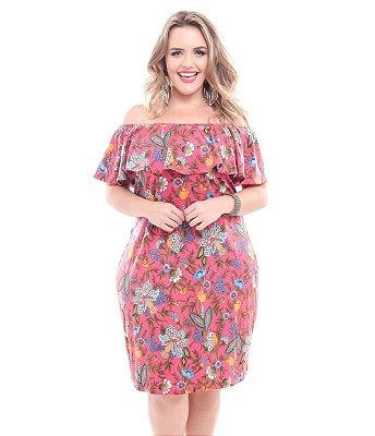 Vestido Plus Size Micaela