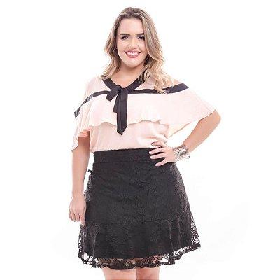 Blusa Plus Size Liz