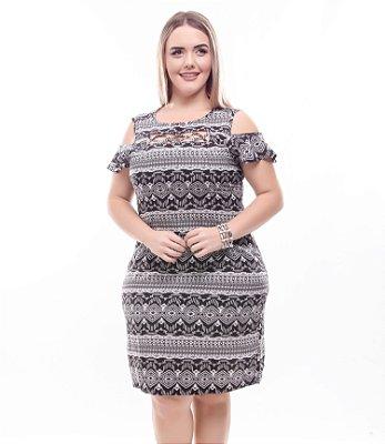 Vestido Plus Size Isabela
