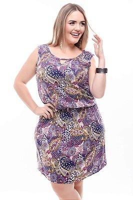Vestido Plus Size Tarsila