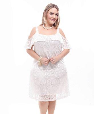 Vestido Plus Size Eva