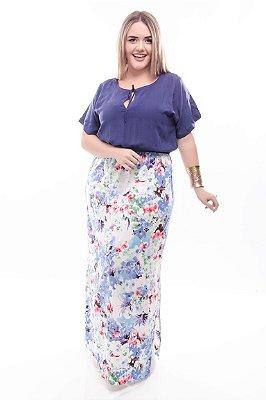 Vestido Plus Size Tess