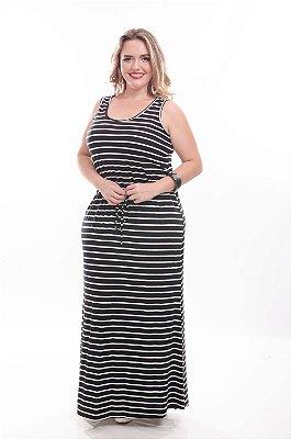Vestido Plus Size Judy
