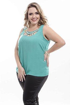 Blusa Plus Size Larissa