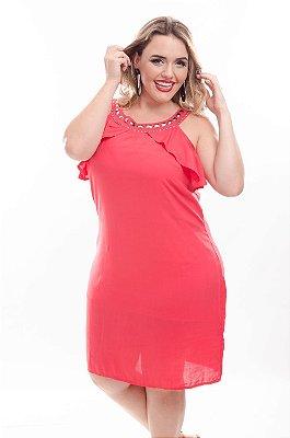 Vestido Plus Size Maria Clara