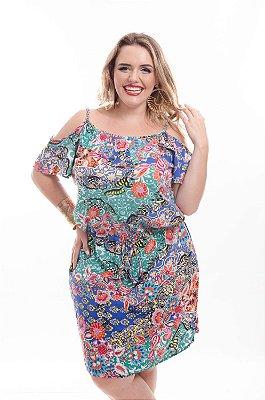 Vestido Plus Size Amanda
