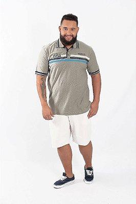 Bermuda Masculina Plus Size G. Bale