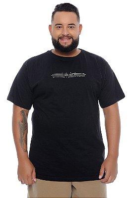 Camiseta Masculina Plus Size Pablo