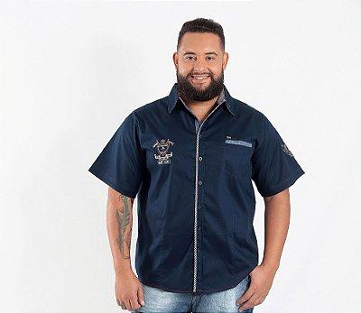Camisa Esportiva Plus Size Paolo