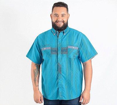 Camisa Esportiva Plus Size Evan