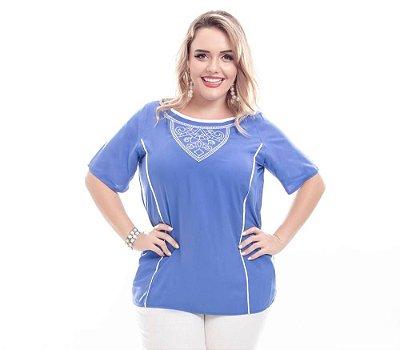 Blusa Plus Size Gretha