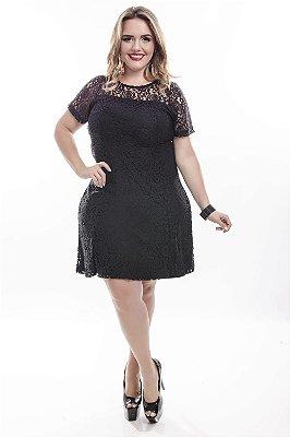 Vestido Plus Size Louise