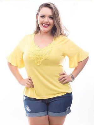 Blusa Plus Size Dalia