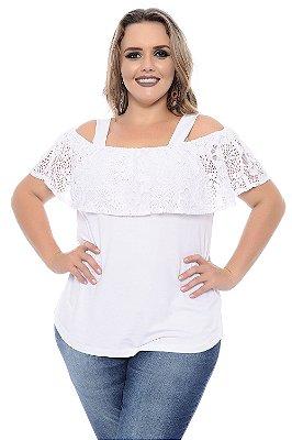 Blusa Plus Size Sharon