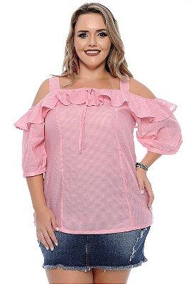 Blusa Plus Size Liara
