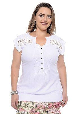 Blusa Plus Size Maria