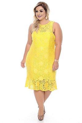 Vestido Plus Size Alexia