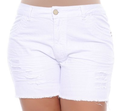 Shorts Plus Size Luna