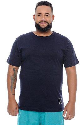 Camiseta Masculina Plus Size Armando