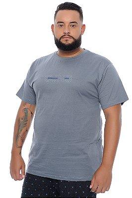 Camiseta Masculina Plus Size Fabian
