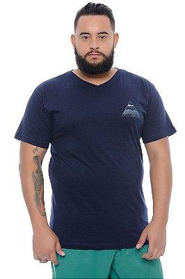 Camiseta Masculina Plus Size João