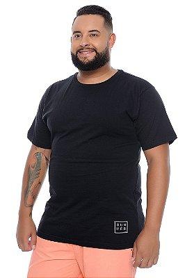 Camiseta Masculina Plus Size Alexandre