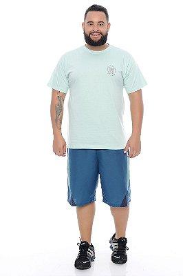 Bermuda Masculina Plus Size Tactel Carlo