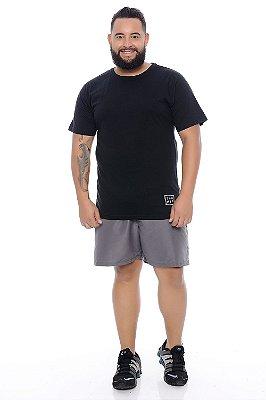 Bermuda Masculina Plus Size Tactel Eliezer