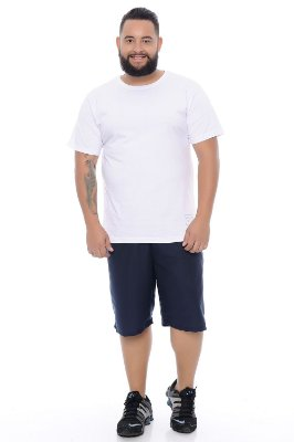 Bermuda Masculina Plus Size Tactel Germano