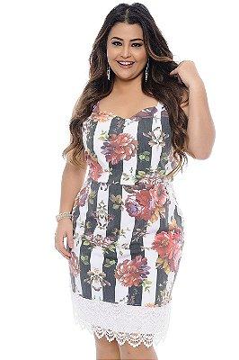 Vestido Plus Size Dora