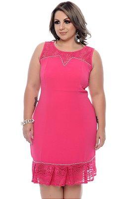 Vestido Plus Size Lígia