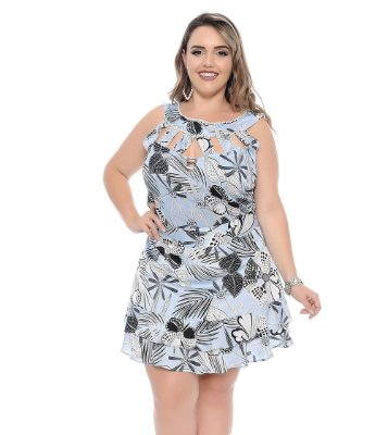 Conjunto Plus Size Adrielly