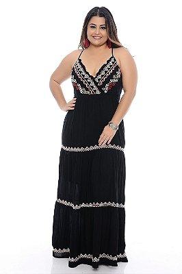 Vestido Plus Size Moriel