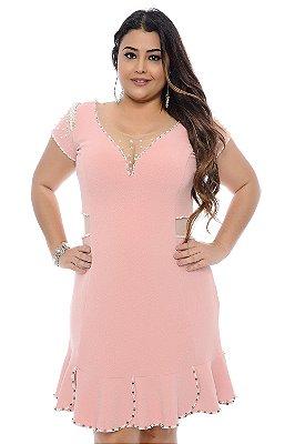 Vestido Plus Size Aruna