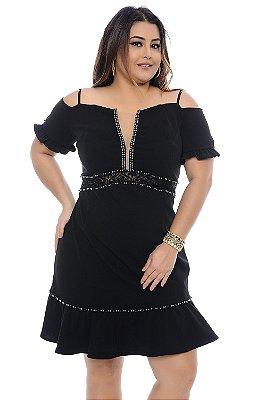 Vestido Plus Size Elza