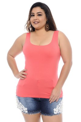 Regata Plus Size Áurea