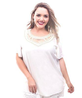 Blusa Plus Size Hanna