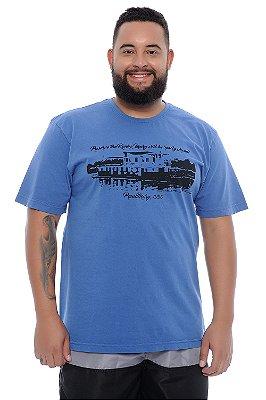 Camiseta Masculina Plus Size Úriel