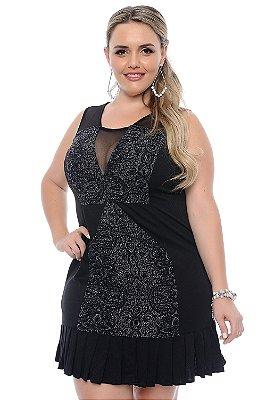 Vestido Plus Size Mel