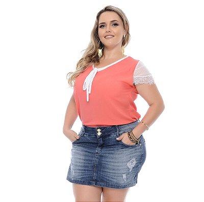 Shorts Saia Plus Size Lexa