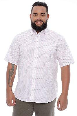 Camisa Masculina Plus Size Barac