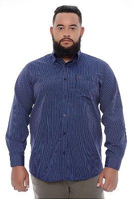 Camisa Masculina Plus Size Oto