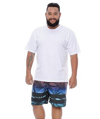Bermuda Masculina Plus Size Tactel Tony