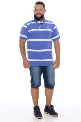 Bermuda Masculina Plus Size Jeans Levi