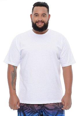 Camiseta Masculina Plus Size Ocean