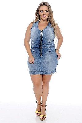 Vestido Plus Size Ariela