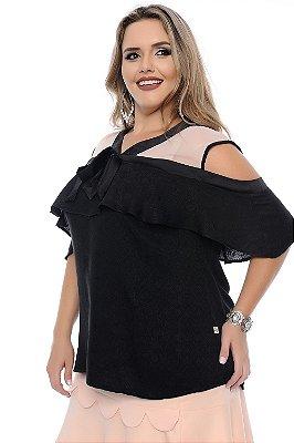 Blusa Plus Size Lilian